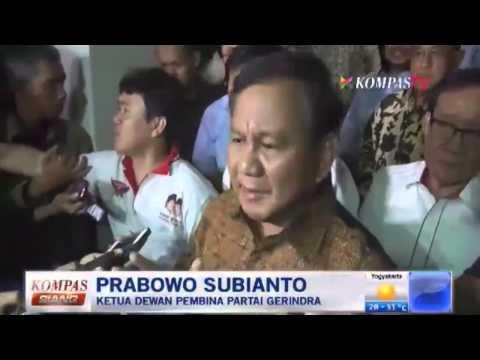 Ahok Mundur, Prabowo Bilang Tak Beretika - Kompas Siang 11 September 2014