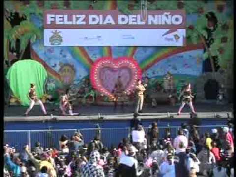Dia del Niño con Unicef y un Sol para los Chicos - Municipio de Tigre (08-08-10).flv