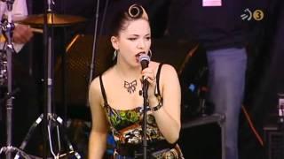 Imelda May Azkena Festival 2010