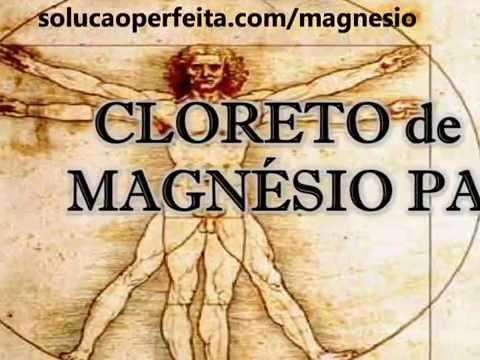 Porquê Cloreto de Magnésio P A ?