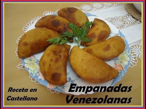 Empanadas venezolanas