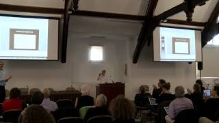 KODM 2012 Day 1 Case studies: Critical editions (Kari Kraus)