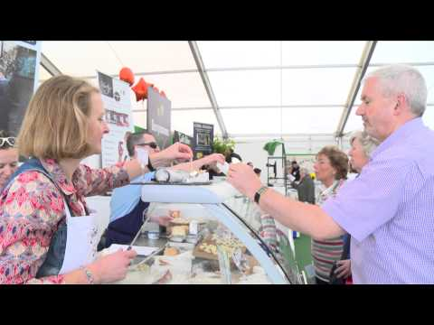 Irish Cheese Awards at Bloom 2013
