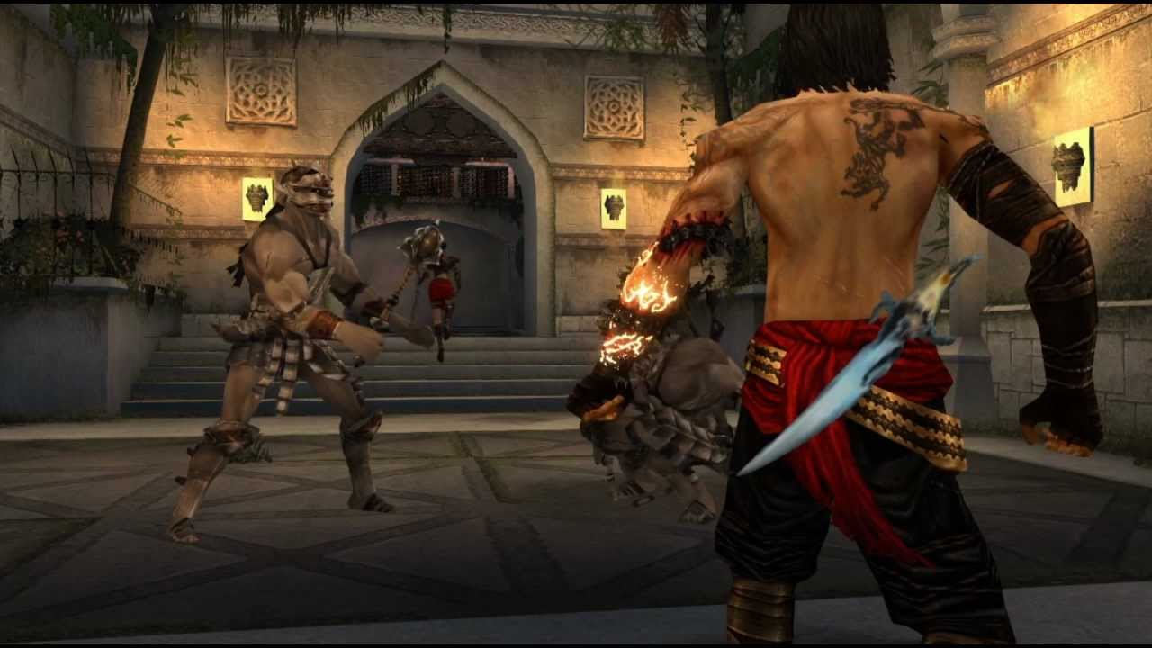 how to play prince of persia the two thrones