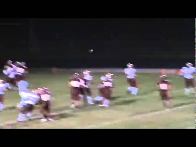 9-10-10 - It's Eric Garcia to Shay Hansen for 6 (Brush 27, Faith Christian 7)