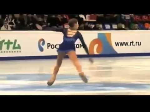 Julia Lipnitskaya Sochi Olympics Sochi 2014 1st place