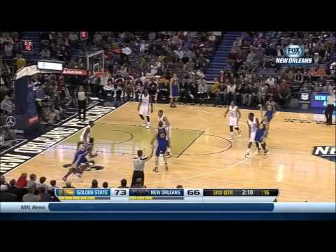 Warriors 2013-14 Season: Game 42 vs. Pelicans