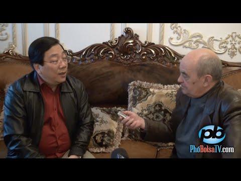 Nhà báo Nga phỏng vấn Đại sứ VN về thương mại hai nước và CĐ người Việt tại Nga