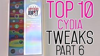 Top 10 IOS 8 Cydia Tweaks Part 6 8.1.1 Taig & Pangu
