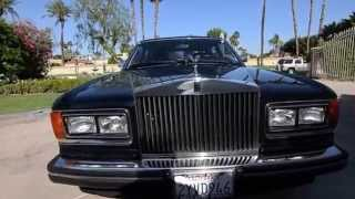 1990 Rolls Royce Silver Spur For Sale CA