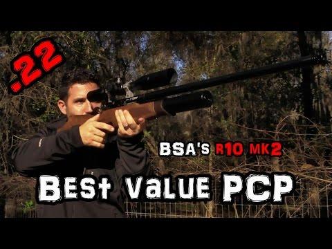 BSA r-10 mk2 .22 Air Rifle Review