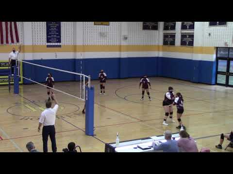 NCCS - LP Volleyball  4-16-21