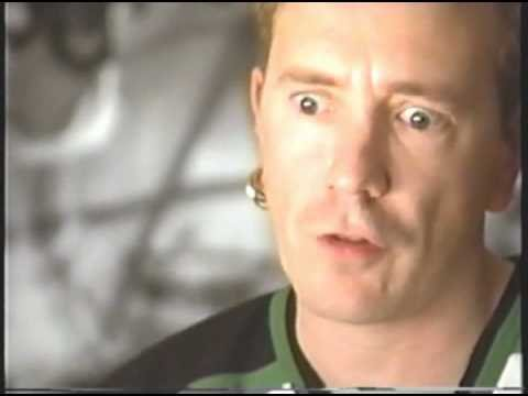 Sex Pistols - 1990's Interviews Pt. 1 [High Definition] HD