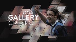 HERNAN CRESPO | All of his 46 Inter goals 🇦🇷🖤💙????