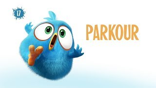 Angry Birds Blues 17 - Parkour