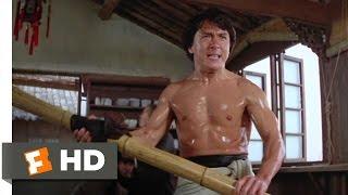 The Legend Of Drunken Master (8/12) Movie CLIP Bamboo