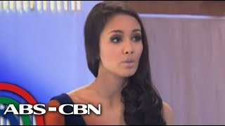 Megan Young shares her Miss World experiences