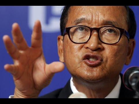 Nhận diện SAM RAINSY  - Đảng trưởng đảng Cứu quốc Campuchia, kẻ kích động thù hằn dân tộc