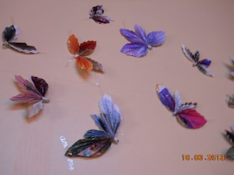 Mariposa - Origami - Butterfly
