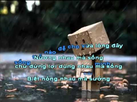 Karaoke : Nghèo Mà Chất - Skyler