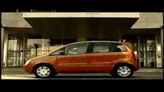 Fiat Idea: Comercial De Lançamento No Brasil