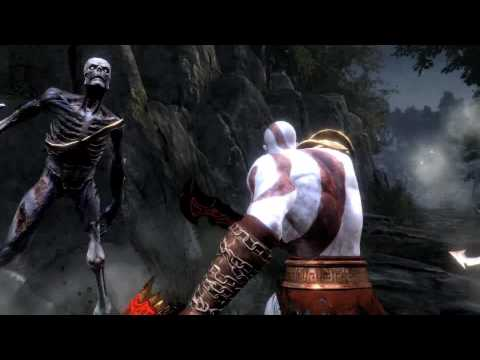 Трейлер God of War 3