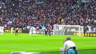 22/03/2015 - Campionato di Serie A - Juventus-Genoa 1-0, il rigore sbagliato da Tevez