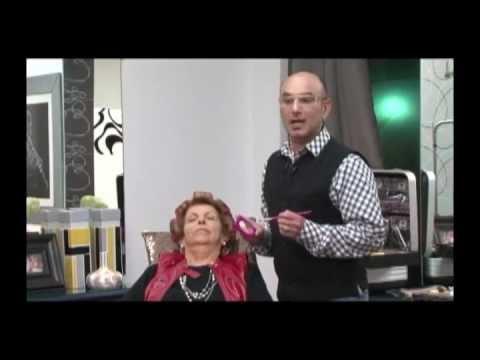Maquiagem para jovem senhora