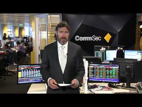 24th Mar 2014, CommSec Aussie Mid-Session Report: Banks and retail under pressure while the miners l