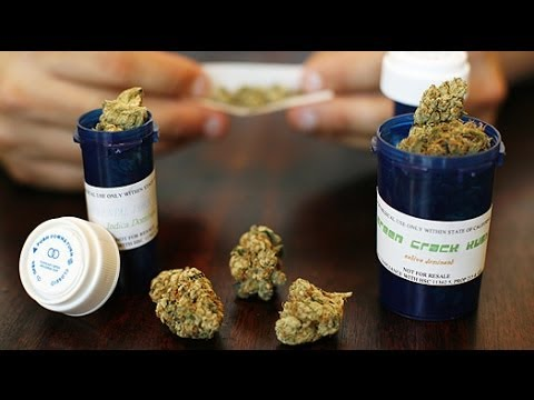 STUDY: Medical Marijuana Reduces Crime