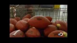Como Se Hace Un Balón De Futbol Americano