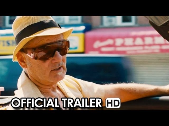 St. Vincent Official Trailer #1 (2014) - Melissa McCarthy, Bill Murray HD