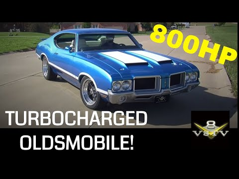 Turbo Fun: Driving The 1971 Olds Cutlass