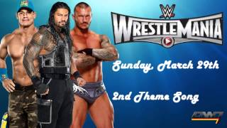 """WWE WrestleMania 31 Official 2nd Theme Song """"Money And The"""