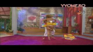Jenny Bailando Sexy Lambada Venga La Alegria