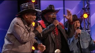 The Masqueraders:  After 50 Years Hoping For a COMEBACK on America's Got Talent 2017