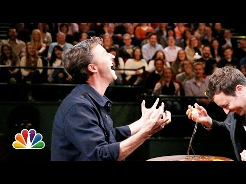 Egg Russian Roulette With Edward Norton and Jimmy Fallon