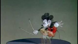 Mickey egér - A tükrön át
