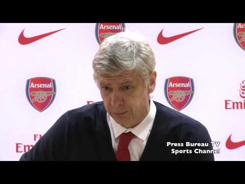 Arsene Wenger reaction Arsenal vs Sunderland