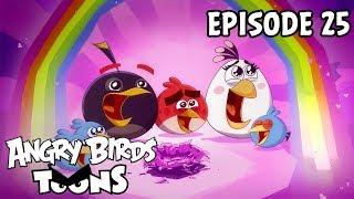 Angry Birds # 25 - Pták, který rozplakal prase