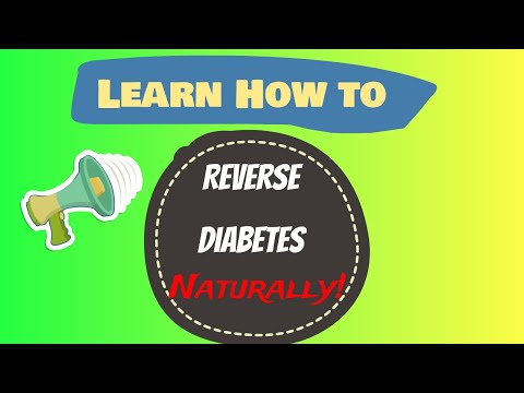 Learn How To Cure Diabetes Naturally Reverse Diabetes Today - 2017 Best Method