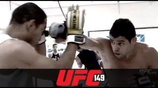 FIGHTING FOR THE BELT: RENAN BARAO / LUTANDO PELO