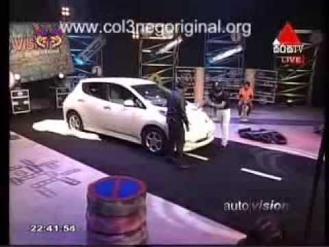 Nissan Leaf, 1st Time in Sri Lanka 100%EV,www.aeplanka.com