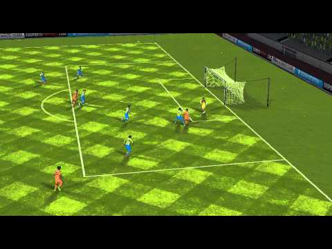 FIFA 14 Android - RCD Espanyol VS Real Madrid