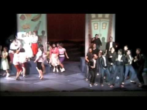 """Summer Nights"" - GREASE - Belmont University Musical Theatre"