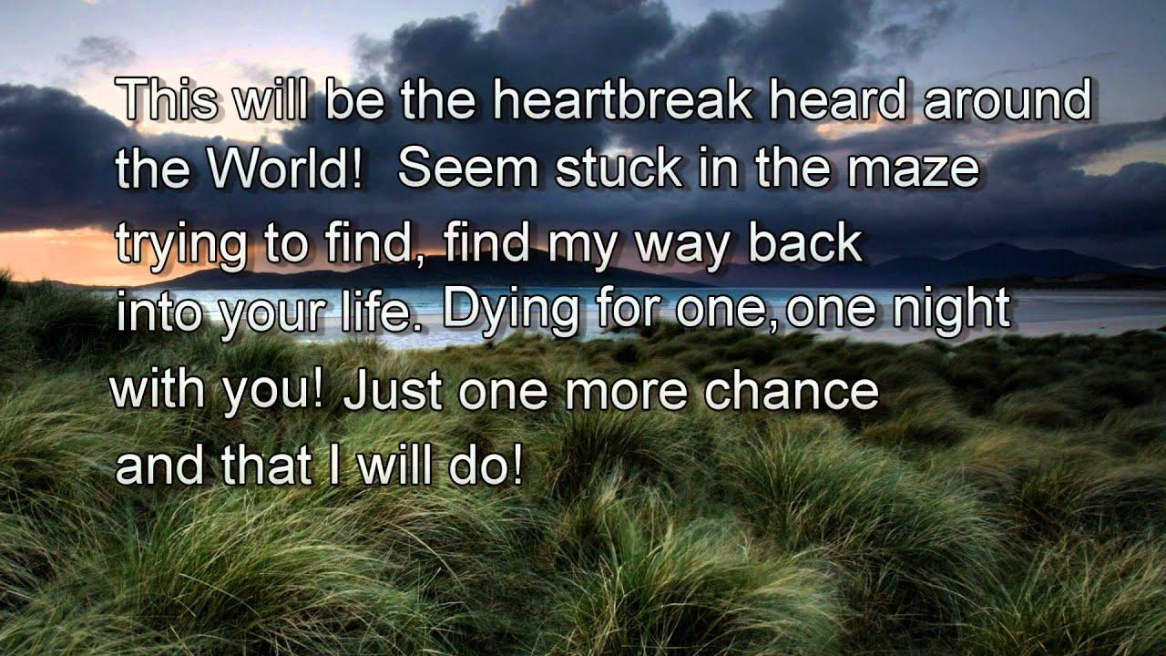 Heard the World Lyrics