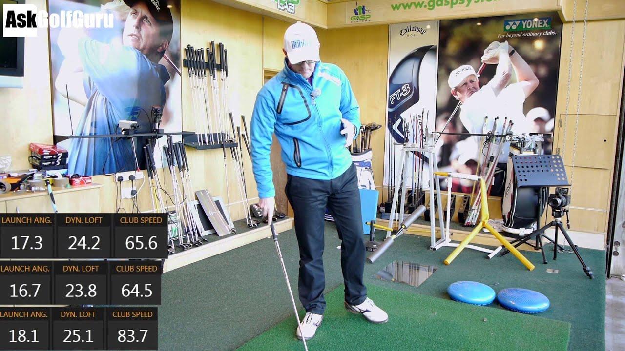 Mark Crossfield Golf In The Bag AskGolfGuru | Golf Video Hub