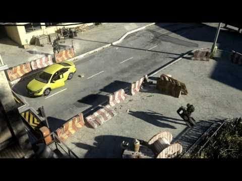 LOST SECTOR - дебютное видео новой отечественной MMORPG + скриншоты