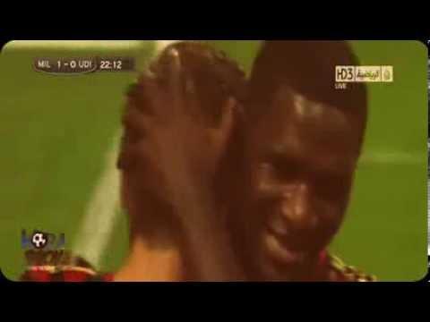 AC Milan vs Udinese 1-0 Valter Birsa Fantastic Golazo vs Udinese 19.10.2013 HD