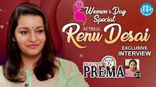 Renu Desai Exclusive Interview | Women's Day Special